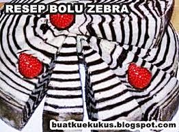 tips membuat bolu zebra resep bolu zebra kukus menggunakan putih telur aneka resep bolu