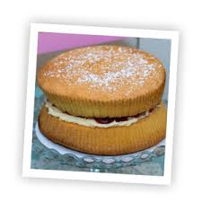 Ultimate Victoria Sponge A Date With Cake Dotty U0027s Teahouse