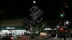 charlie brown christmas lights how reading pa rescued its charlie brown christmas tree abc news