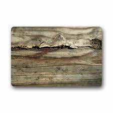 mat en bois achetez en gros rustique tapis en ligne à des grossistes rustique