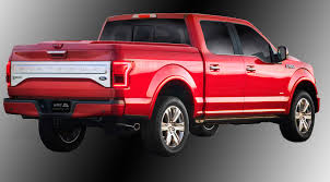 Ford F150 Bed Covers You Can Order A Sleek Mpg Boosting Tonneau Cover For Your 2015 F