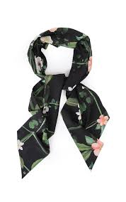 Trellis Scarf Ted Baker Womens Accessories Ted Baker Womens Accessories Laurene