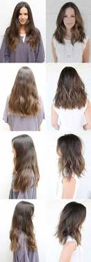 Frisuren Lange Haare Leicht by Die Besten 25 Mittellange Haare Ideen Auf Mittlere