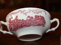 buy beautiful porcelain pan of royal tudor england on livemaster