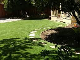 turf grass dunedin florida landscape rock front yard