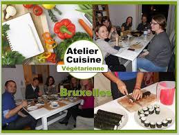 cours de cuisine bruxelles nouveau atelier de cuisine végétarienne à bruxelles