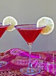 martini martinis pomegranate limoncello martinis joy love food