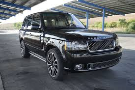 champagne range rover 2012 range rover ultimate edition 50 made 170k msrp