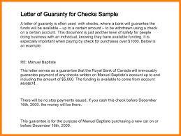13 guarantee letter cna resumed