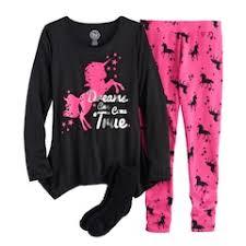 girls u0027 pajamas girls pjs kohl u0027s