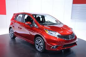 nissan note 2017 new sportier trimmed 2015 nissan note sr arrives in chicago