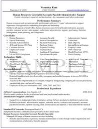 Accounts Payable And Receivable Resume Knock Em Dead Resumes Uxhandy Com