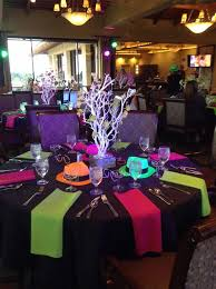 80s party table decorations image result for elegant 1980 s party ideas 80 s party pinterest