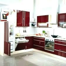 modele de cuisine en u modele de cuisines equipees modele de cuisine equipee modale de
