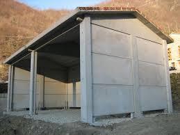 fienili prefabbricati realizzazione di un prefabbricato agricolo in cemento armato a san