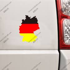 Germany Map Outline by High Quality Map Car Decal Buy Cheap Map Car Decal Lots From High