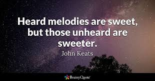 wedding quotes keats keats quotes brainyquote
