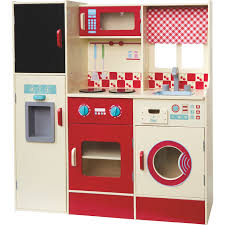 childrens wooden kitchen furniture george home wooden kitchen and laundry set read reviews and buy