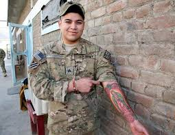 tattoo ban in the military pro discipline or anti freedom of