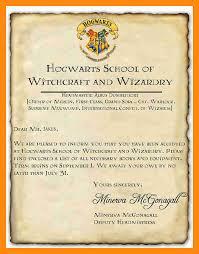 7 hogwarts acceptance letter template assembly resume 2 hogwarts