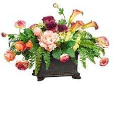 Silk Flower Arrangements 203 Best Silk Flower Arrangements Images On Pinterest Silk