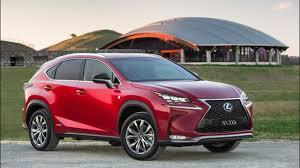 all new lexus nx compact 2018 lexus nx 300h facelift review youtube