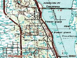 port st fl map port st florida fl 32927 profile population maps