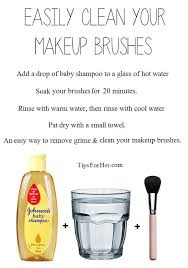best 25 clean makeup brushes ideas on brush cleaning