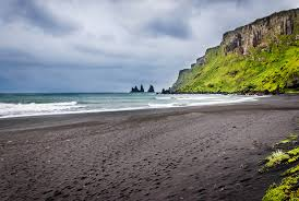 top 10 most famous black sand beaches in the world