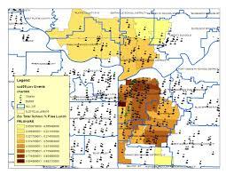 Kansas City Zip Code Map Parsing Poverty Charter Market Segmentation Across U0026 Within U S