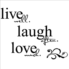 love live laugh live laugh love wall décor from wall decals to hanging picture