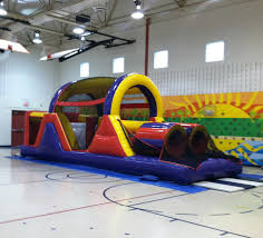 inflatable obstacle course rental cape coral ft myers fl