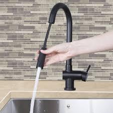 Vigo Kitchen Faucet Kitchen Faucet Goodwill Black Kitchen Faucet Edison Single