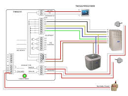 carrier thermostat wiring diagram carrier edge thermostat wiring