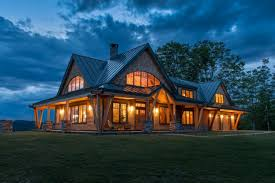 Small Post And Beam Homes Timber Frame Homes Post U0026 Beam Houses