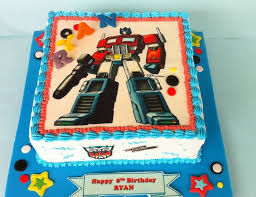 optimus prime cakes optimus prime cake tin liviroom decors optimus prime cakes for boys