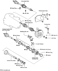 repair guides manual transaxle halfshafts autozone com