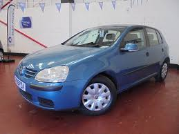 used volkswagen golf 2006 for sale motors co uk