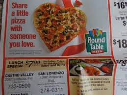 how much is a medium pizza at round table large heart shaped pizzas available on original crust by request