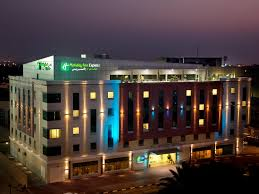 holiday inn express dubai safa park hotel by ihg
