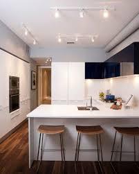 bar de cuisine moderne cuisine moderne avec bar plan de cuisine fonctionnelle 105 idées