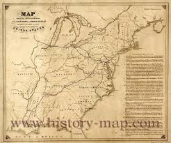 Map The United States by Of The United States East Of The Mississippi River