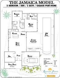 Bunkhouse Floor Plans by Flooring Port Home Floor Plans Reunion Pointe Rv Fifth Wheel