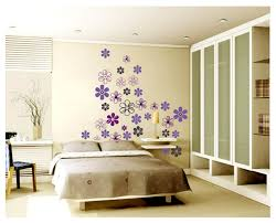 beauteous interior design bedroom wall colour ideas with purple