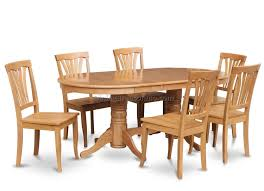 Oak Dining Room Tables Oak Dining Room Set With Hutch 5 Best Dining Room Furniture Sets