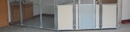 Chain Room Dividers - mason company kennel manufacturer kennel designs kennel