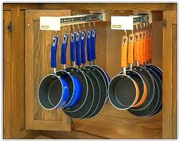kitchen cabinets storage ideas kitchen cabinet pot and pan storage pots and pans storage kitchen