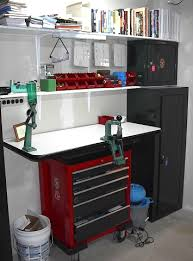 Workmate Reloading Bench Reloading Bench With Rcbs Rockchucker And Rcbs Uniflow Powder