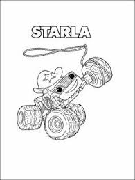 blaze and the monster machines coloring pages google search