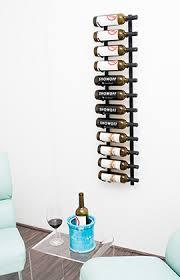vintageview ws41 12 bottle wine rack vintage view 4 foot wall
